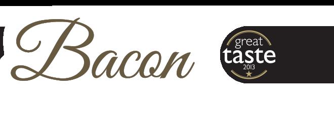 bacon – great taste 1 star 2013