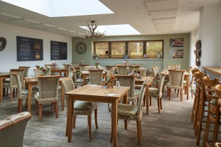 Our Cafe The Kiln Room Weald Smokery