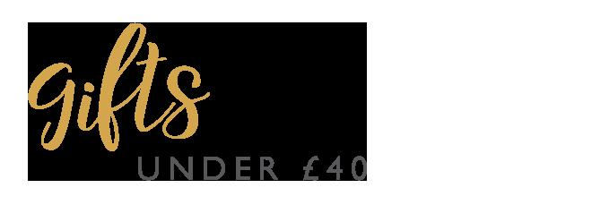 giftsunder40